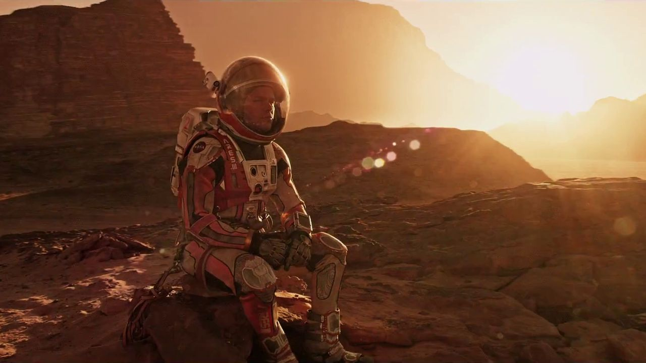 The Martian (2015) - Ridley Scott