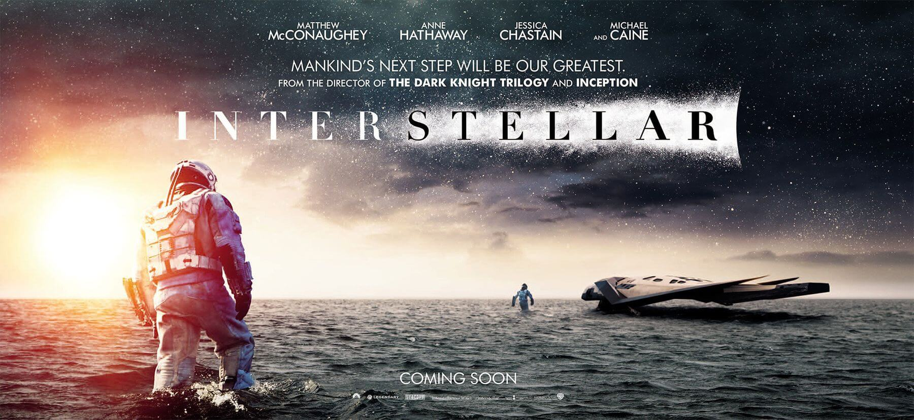 Interstellar (2014) - Christopher Nolan
