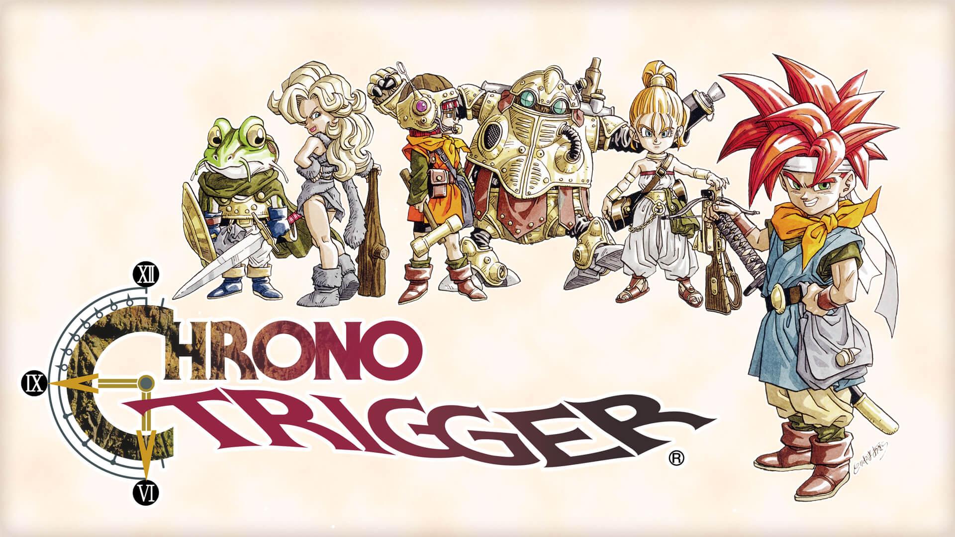 Chrono Trigger salió originalmente en Super Nintendo aunque nunca vio la luz en España.