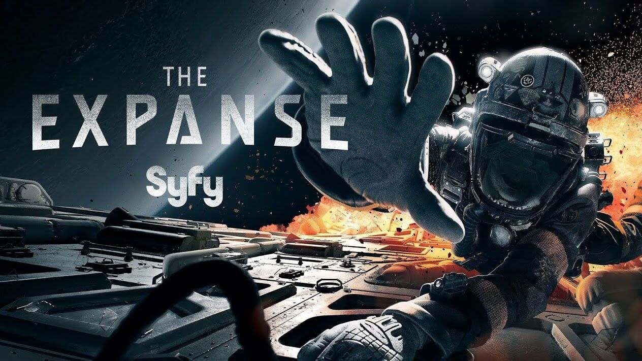 The Expanse es una serie de ciencia ficción disponible en Amazon Prime Video