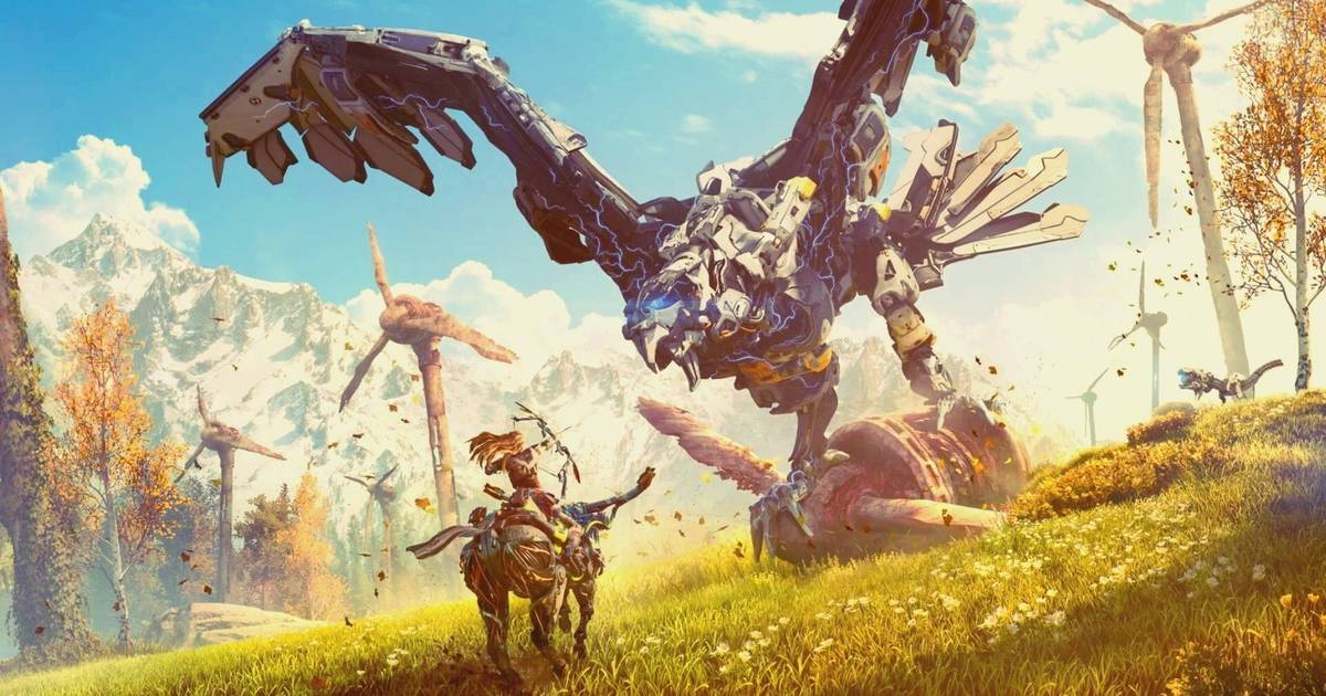 Horizon Zero Dawn (PS4 y PC)
