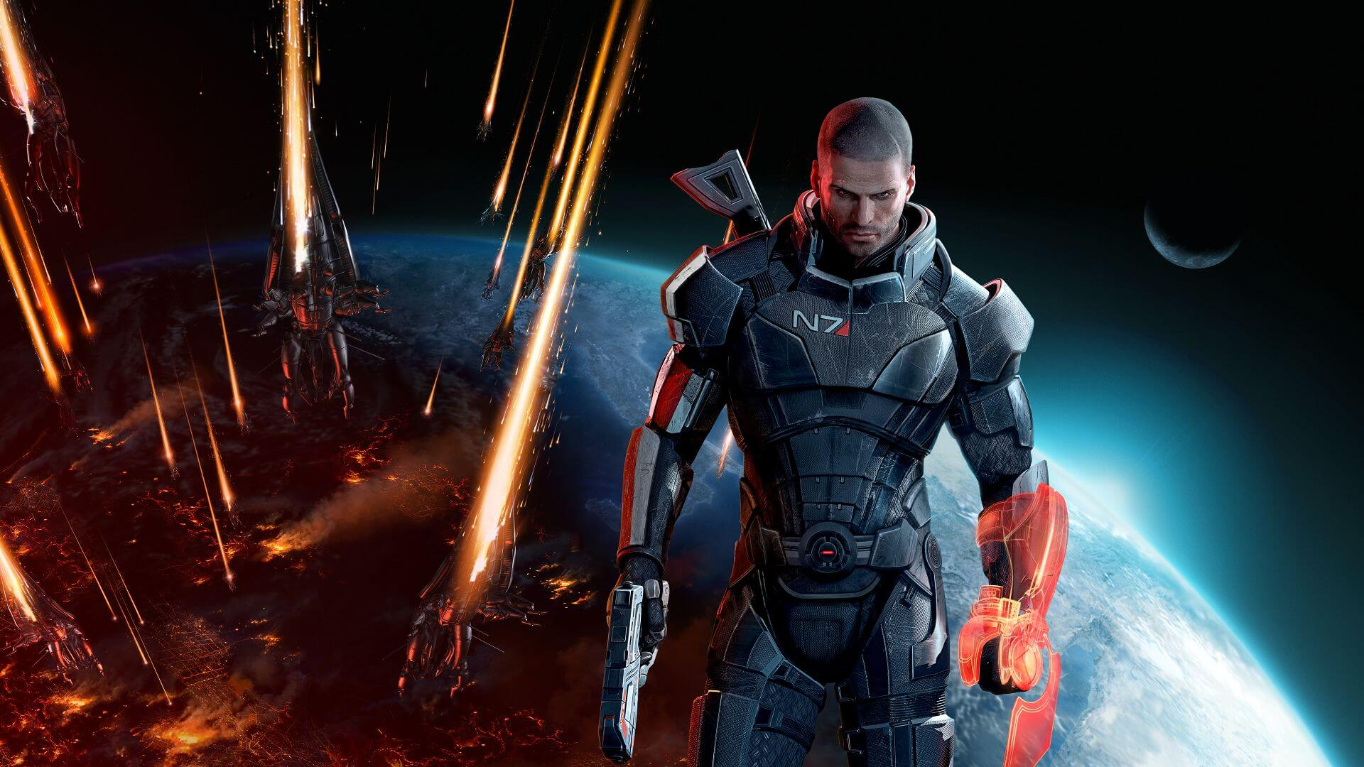 La trilogía de Mass Effect está disponible en PS4, Xbox One y Nintendo Switch.